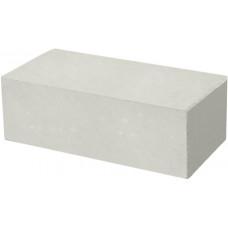 Кирпич облицовочный белый гладкий 250*120*88мм М150кг/см2 полнотелый Бор
